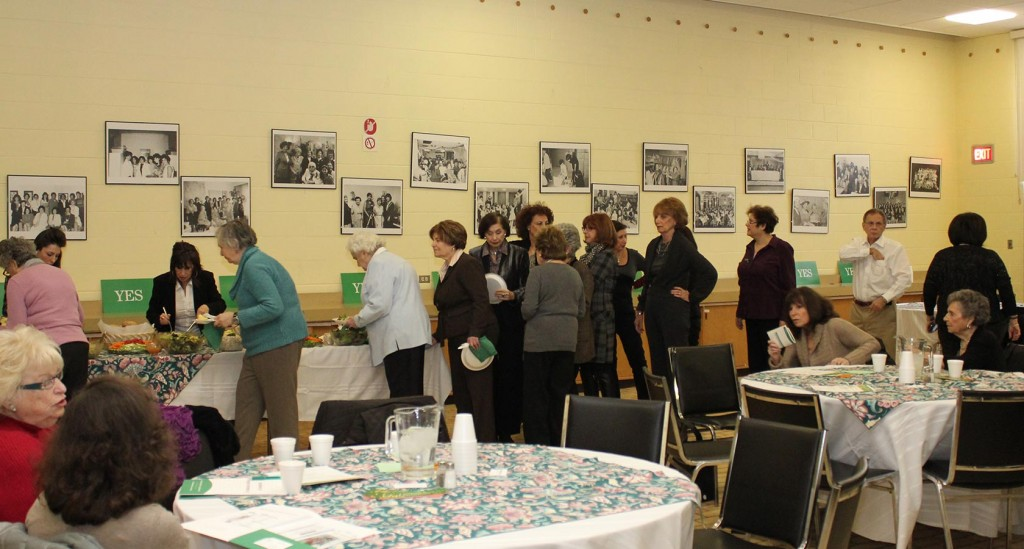 NCJWC Toronto Projects Seniors Lunch and Learn