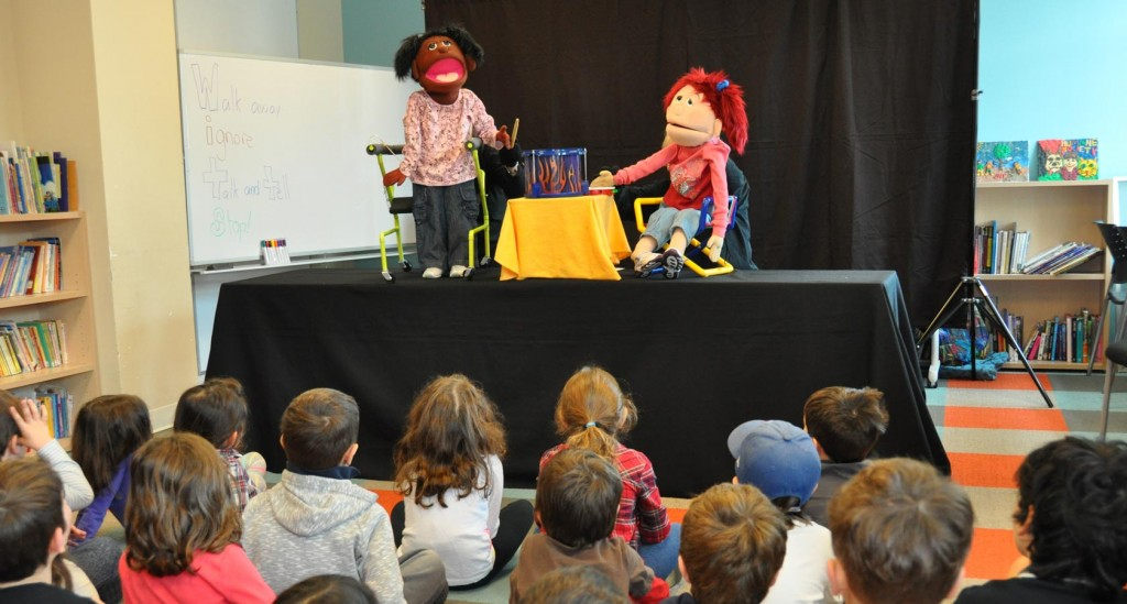 NCJWC Toronto Projects Teaching Awareness Through Puppetry